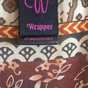 Wrapper Tops - Wrapper Medium Blouse